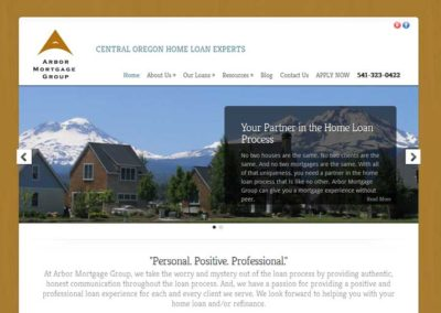 Arbor Mortgage, Bend