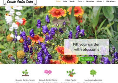 Cascade Garden Center, Bend