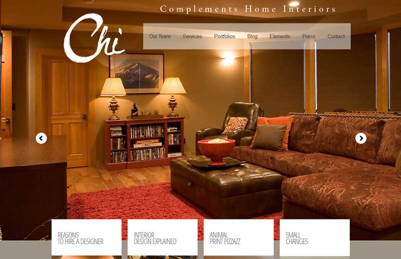 fresh web design created by bend oregon web agency