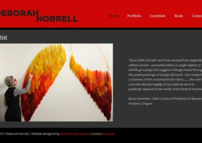 Deborah Horrell, Portland
