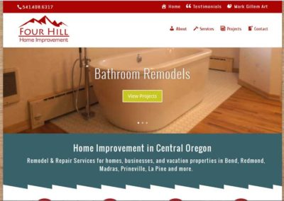 Four Hill Home Improvement, Bend