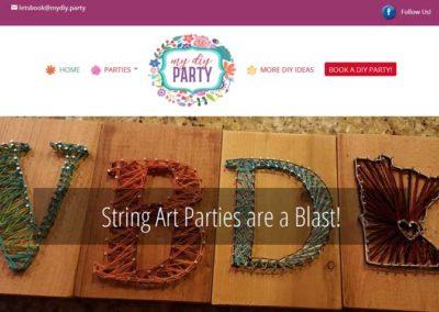 My DIY Party