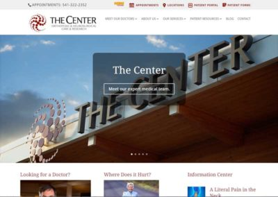 The Center, Bend