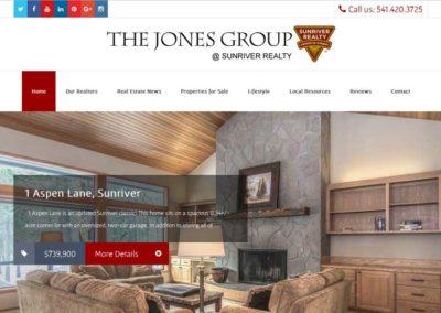 The Jones Group, Sunriver