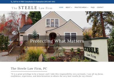 The Steele Law Firm, Bend
